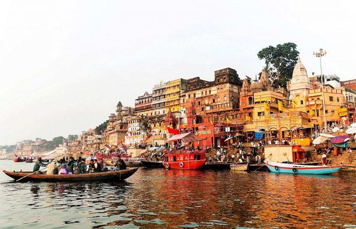Boat Ride - Ganga Aarti
